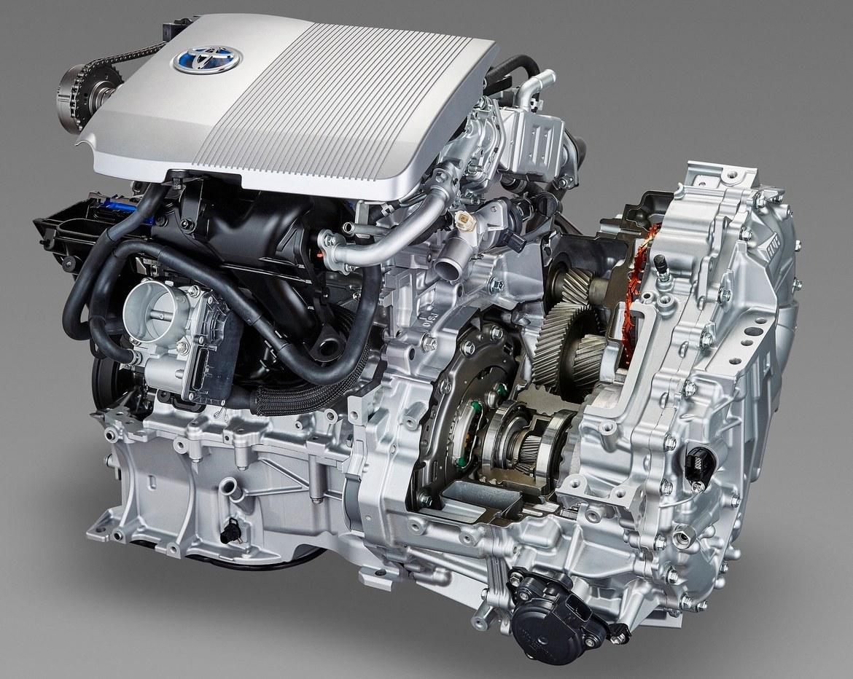 Последовательно-параллельный гибрид (Toyota HSD)