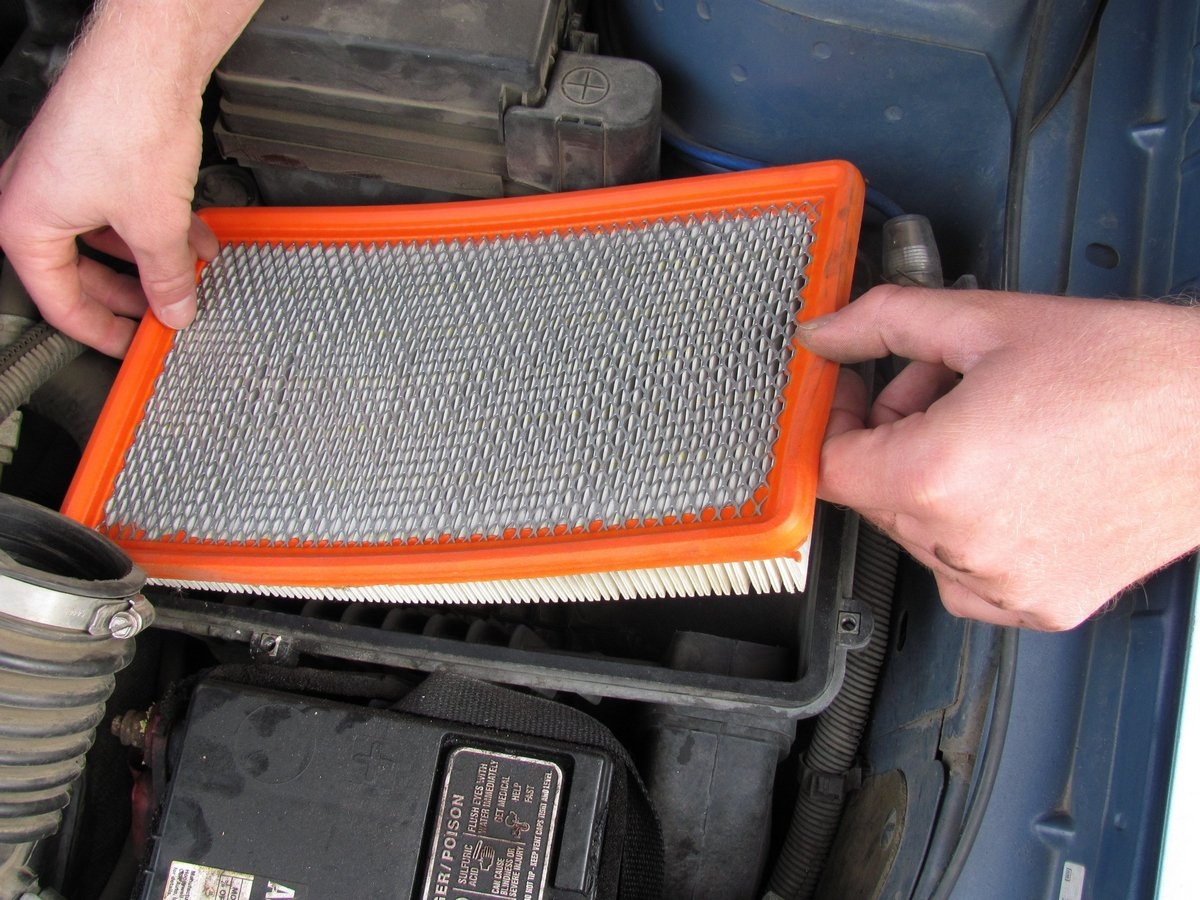 Воздушный фильтр: «респиратор» двигателя