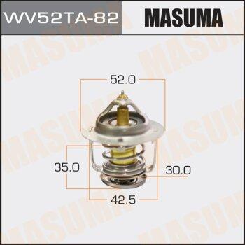 Термостат MASUMA WV52TA-82