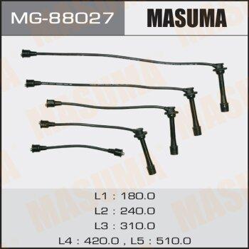 Бронепровода MASUMA MG-88027