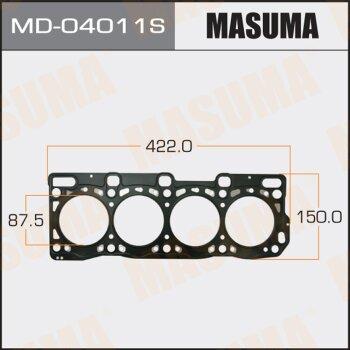 "Прокладка Голов.блока ""Masuma""  R2, RF  (1/10)"