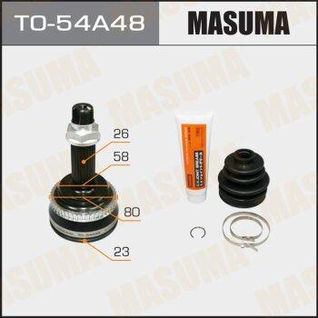 "ШРУС  ""Masuma""  23x58x26х48  (1/6)"