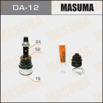 ШРУС MASUMA 19x52,1x24 DA-12
