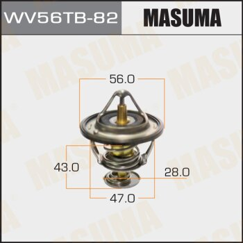 Термостат MASUMA WV56TB-82
