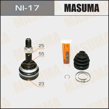 ШРУС MASUMA 23x55x25 NI-17