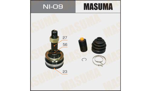 ШРУС  'Masuma'  23x56x27  (1/6)