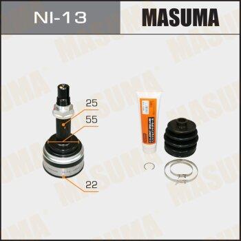 ШРУС MASUMA 22x55x25 NI-13
