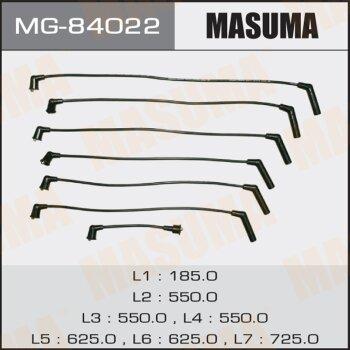 Бронепровода MASUMA MG-84022