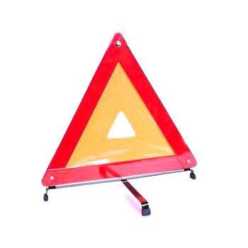 Знак аварийной остановки Широкий, на Ножках  (в Картон./пластик.уп.)     (1/50)
