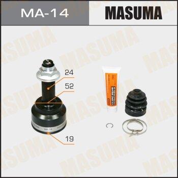 ШРУС MASUMA 19x52x24 MA-14