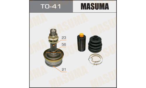 "ШРУС  ""Masuma""  21x56x23  (1/6)"