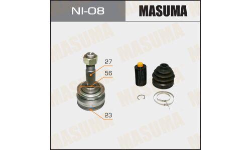 "ШРУС  ""Masuma""  23x56x27  (1/6)"
