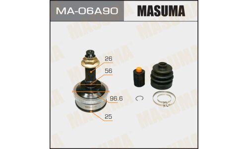"ШРУС  ""Masuma""  25x56x26  (1/6)"