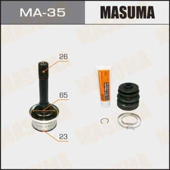ШРУС MASUMA 23x65x26 MA-35