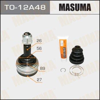 ШРУС MASUMA 27x56x26x48 TO-12A48