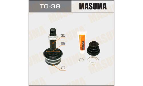 "ШРУС  ""Masuma""  27x69x30  (1/6)"