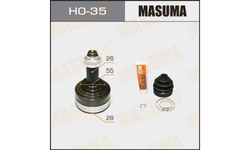 "ШРУС  ""Masuma""  28x55x26  (1/6)"