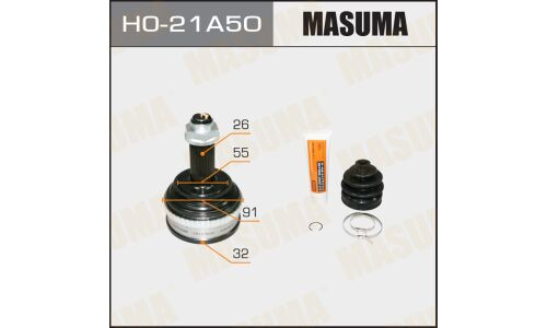 "ШРУС  ""Masuma""  32x55x26x50  (1/6)"