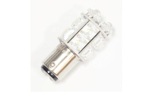 Лампа светодиодная Маяк S25, 24V, 25/5W, 6000K, 60lm, 13 светодиодов, двухконтактная, 1 шт