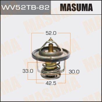 Термостат MASUMA WV52TB-82