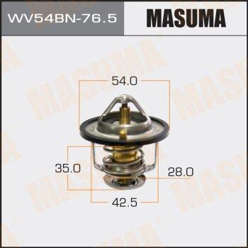 Термостат MASUMA WV54BN-76.5