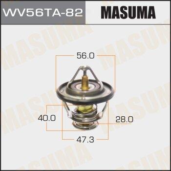 Термостат MASUMA WV56TA-82