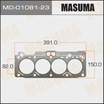 "Прокладка Голов.блока ""Masuma""  4A-FE  (1/10)"