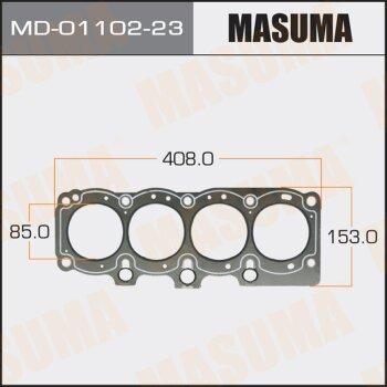 "Прокладка Голов.блока ""Masuma""  4S-FE, 4S-Fi  (1/10)"