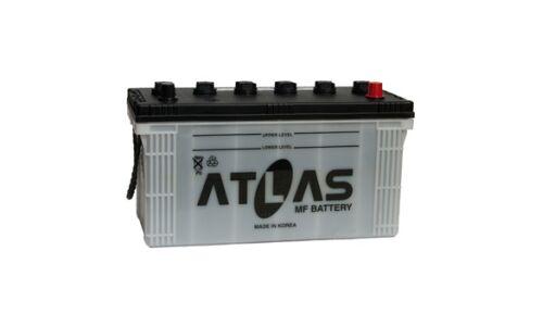 "Аккумулятор  ""ATLAS""  100 а/ч  L   AMF  Обслуж.  /СЕРЫЙ/"