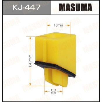 """Покер  пластм.крепежный  """"Masuma""""   447-KJ  (уп.50шт)"""
