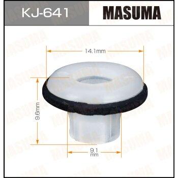 """Покер  пластм.крепежный  """"Masuma""""   641-KJ  (уп.50шт)"""