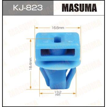"""Покер  пластм.крепежный  """"Masuma""""   823-KJ  (уп.50шт)"""