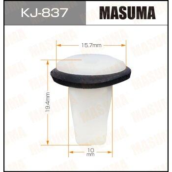 """Покер  пластм.крепежный  """"Masuma""""   837-KJ  (уп.50шт)"""