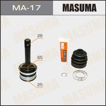 "ШРУС  ""Masuma""  25x65x26  (1/6)"