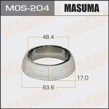 "Упл.кольцо под выхл.коллект. ""MASUMA"" 48.4x63.6x17"