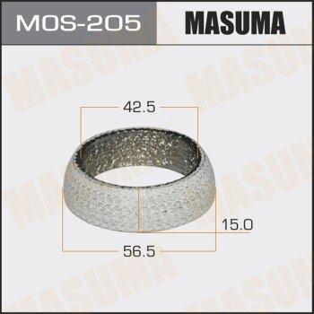 Упл.кольцо под выхл.коллект. 'MASUMA' 42.5x56.5x15