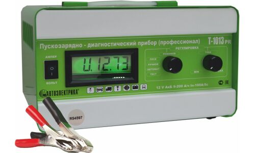 "Зарядное устр. Пусковое ""Автоэлектрика""  12v  заряд АКБ до 200а/ч"