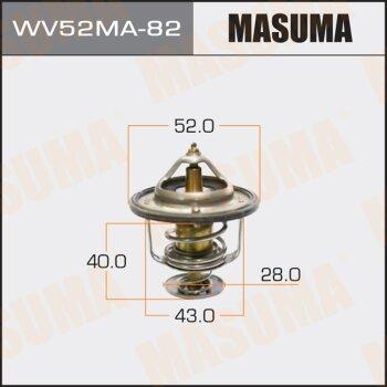 Термостат MASUMA WV52MA-82