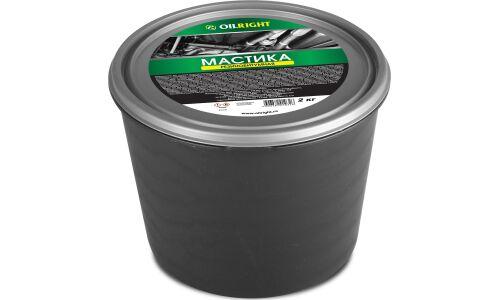 Мастика резино-битумная мгх-т антикор холодного отверждения степень перетира шпатлевки гриндометром не более 70 мкм