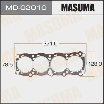 """Прокладка Голов.блока """"Masuma""""  E15S  (1/10)"""