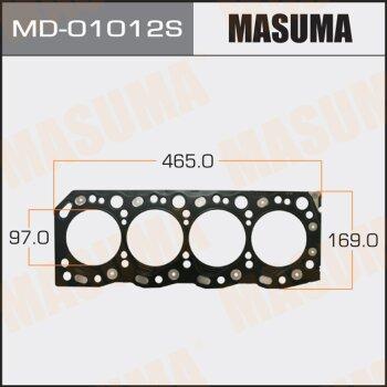 "Прокладка Голов.блока ""Masuma""  3L, 5L  (1/10)"