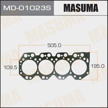 "Прокладка Голов.блока ""Masuma""  15B#  (1/10)"