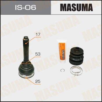 ШРУС MASUMA 25x53x17 IS-06