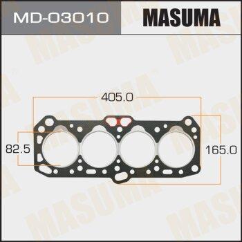 """Прокладка Голов.блока """"Masuma""""  4D65  (1/10)"""