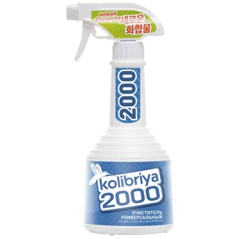 Очиститель KOLIBRIYA2000  600ml  Klr-3028