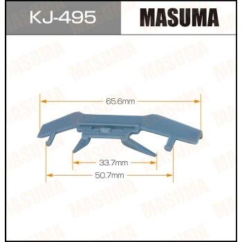 """Покер  пластм.крепежный  """"Masuma""""   495-KJ  (уп.50шт)"""