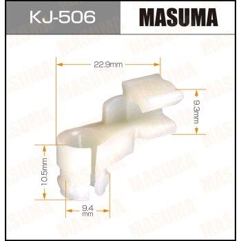 """Покер  пластм.крепежный  """"Masuma""""   506-KJ  (уп.50шт)"""