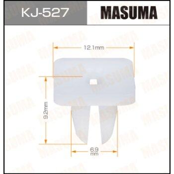 """Покер  пластм.крепежный  """"Masuma""""   527-KJ  (уп.50шт)"""