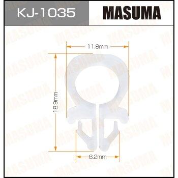 """Покер  пластм.крепежный  """"Masuma""""   1035-KJ  (уп.50шт)"""