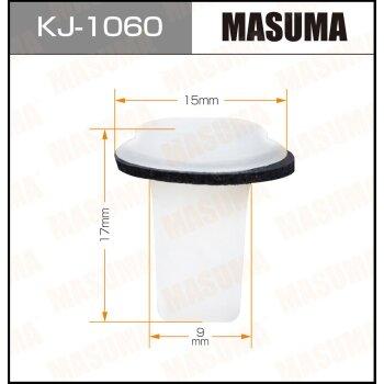 """Покер  пластм.крепежный  """"Masuma""""   1060-KJ  *"""